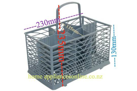 Smeg Dishwasher cutlery Basket SNZ643, SA8200, SNZ643IS1, SNZ643S1, SNZ643S7, and more model