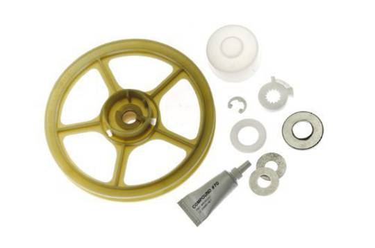 Thrust kit  comes with Bearing, Pulley & Cam Maytag and Whirlpool washing machine