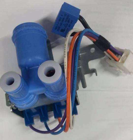 LG fridge water inlet valve GR-D257SL, GR-J257WSBV-ANSRGAP,