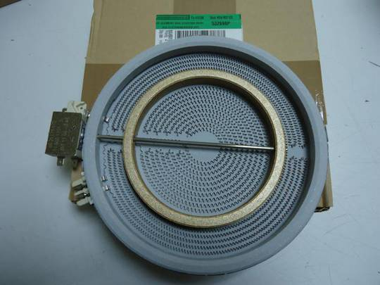 Fisher Paykel cooktop and oven element dual element ce604cbx2, 81120, 811348, D210/120 dual,