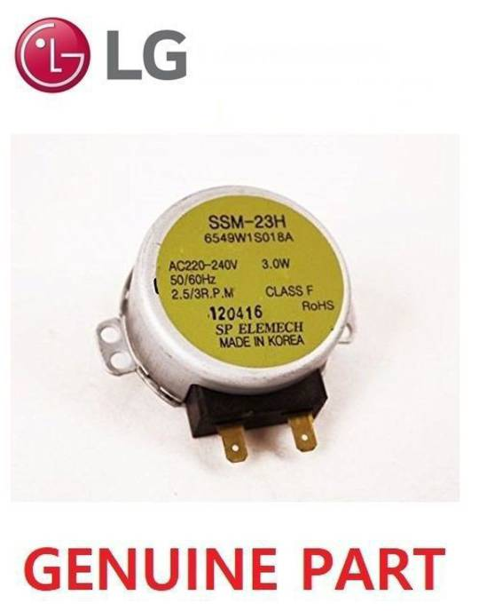 LG Microwave glass plate Turntable Motor ,MP-9482S, MP-9482SA, MP-9483SL, MP-9485S, MP-9485SA,