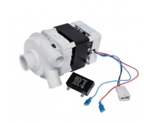 Classique DISHWASHER Wash PUMP CL45DW CLD60SS CL45DSS CLD60W CLD14IN , Including Capacitor