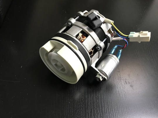 Ilve Dishwasher Wash Pump Motor IDSI2, ,