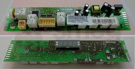 Smeg Oven Main Pcb SFPA130B, SFPA130N,