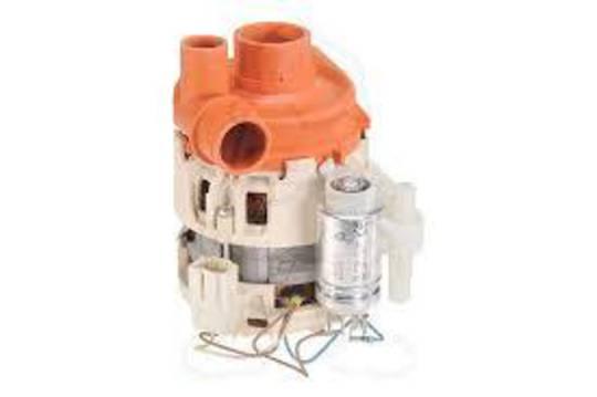 Smeg Dishwasher wash pump PL19X-3, PL19X.1, PL985EB, PL985NE, PL985X, PLA647B, PLA647N, PLA647X, PLA649B, PLA649N, PLA649X, PLB9