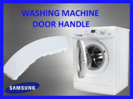 Samsung Washing Machine Door Handle B1045, B1245, J1045, J1055, J1255, J1455, J845, Q1435