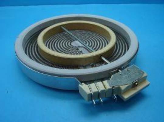 SMEG COOKTOP Cook Plate 2000w D.180/120 SE2662TC, SE2664TC2,