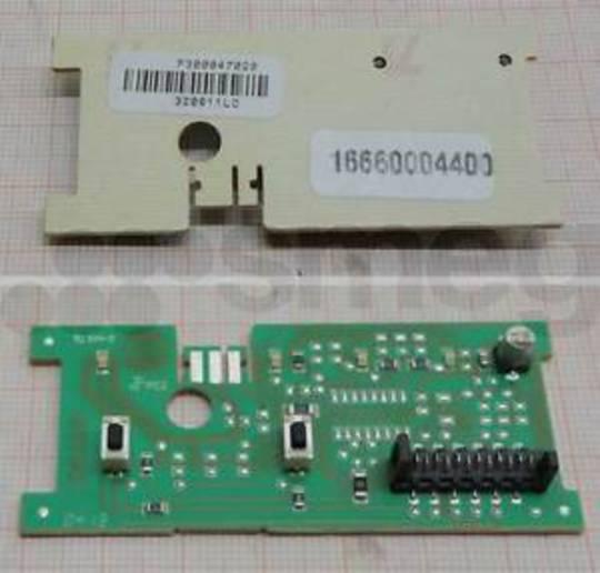Smeg Dishwasher upper pcb function 84541,DWAU214XO, DWAU214XO, DWAU149XN, DWAU149X, DWAU214X, DWAU149XO, DWAU157XT,