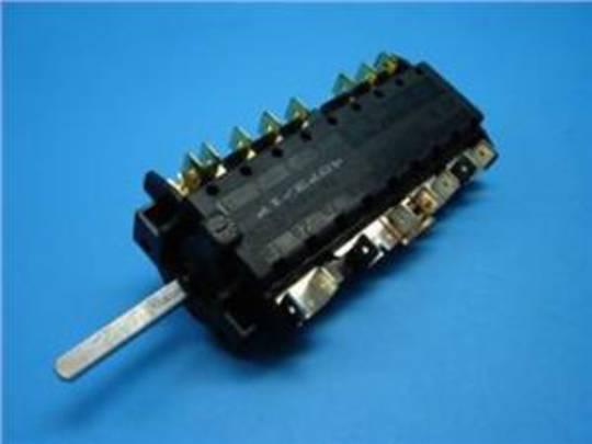 Smeg Oven Multifunction Selector Switch CA61VM, CB51VMY, CB61VMS, CB61VMY, CB92VMY, CIX64MS, CX51VM, CX51VM-5, CX61VM, CX61VM-5,
