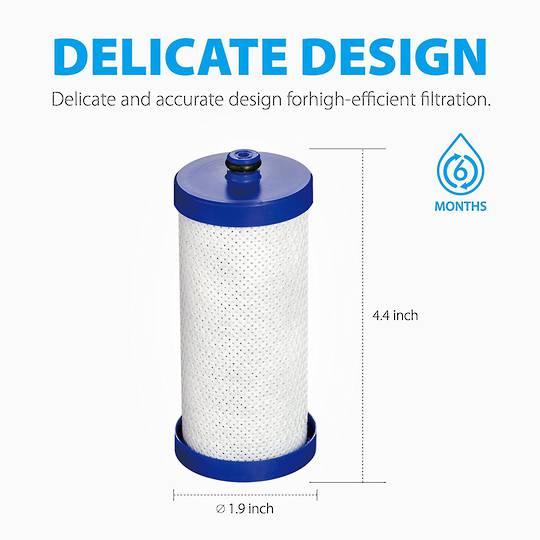 Westinghouse Electrolux Frigidaire Fridge water Filter RS643T, RS643V, RS645V, RS643T, RS645T,RS643V*05, RS645V, RS643V*10, RS