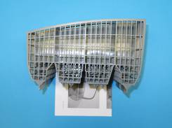 Asko Dishwasher Cutlery Basket D3350,