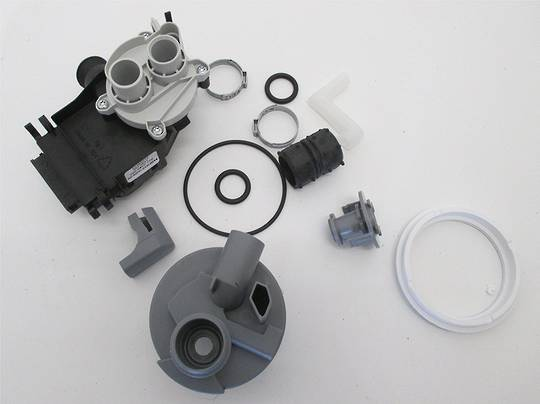 ASKO DISHWASHER DIVERTER VALVE KIT DW20, DW20.4, DW20.3, d3250, D3251, D3230, D3530 AND  More Model