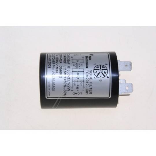PANASONIC WASHING MACHINE noice filter NA-14VA1WAU,