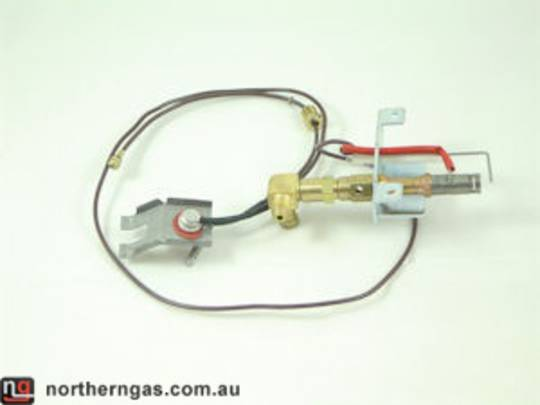 Everdure gas Heater Thermocouple LPG EVERDURE COMMANDER 21 MJ,