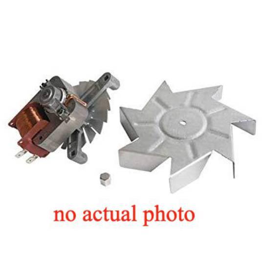 Ariston fan motor oven fb52ixaus,