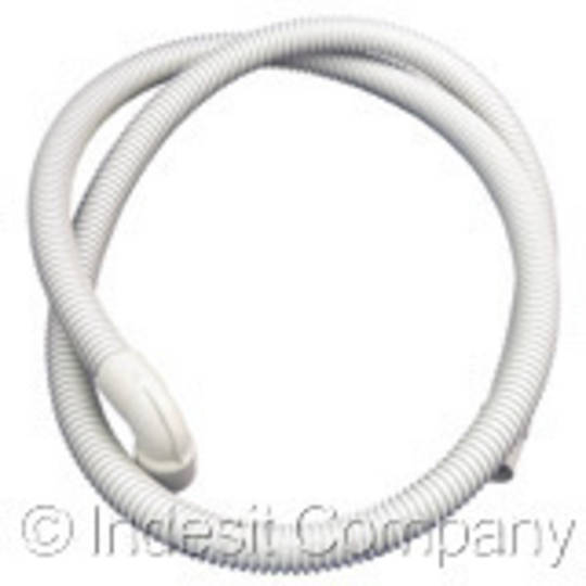 Indesit  Ariston Dishwasher Drain Hose Outlet Hose ,