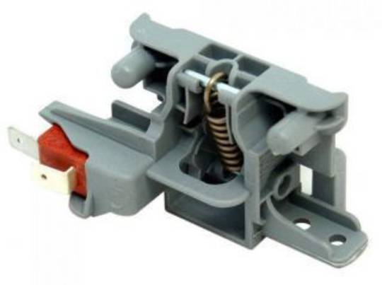 Indesit, Ariston Dishwasher door catch lock switch assy 3177,