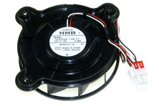 Samsung freezer Section Fan Motor SRL349MW.