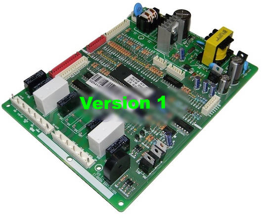 Samsung Fridge freezer Pcb Main SRS619DHSS,