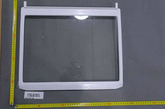 samsung fridge shelf  2ND from top SRS570NLS, RS542NCAESL,
