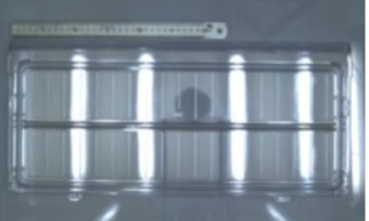 Samsung Freezer shelf SR400LSTC, SR419WTC, S
