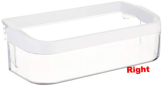 samsung fridge right door BOTTLE  shelf SRF752DSS ,