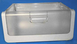Samsung Fridge Lower Vege Drawer SRS585HDIS, SRS600NLS, SRS626HNSS,NO longer Available