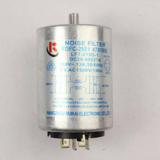 Samsung and Korean Made  capacitor RDFC-2921 4701000, LFT-215G-1,     ,