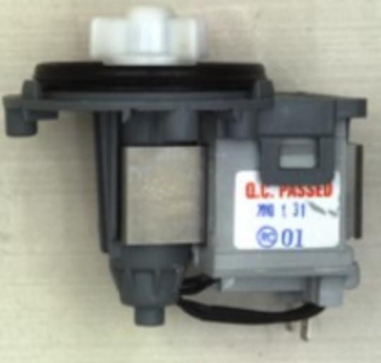 SAMSUNG DISHWASHER DRAIN PUMP MOTOR DMS400THX/XSA, DMS500TRS/XSA, DMS500TRW/XSA