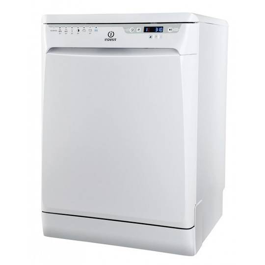 DFP 58M94 A AUS Indesit Freestanding White 8 Programme Dishwasher 60cm Wide