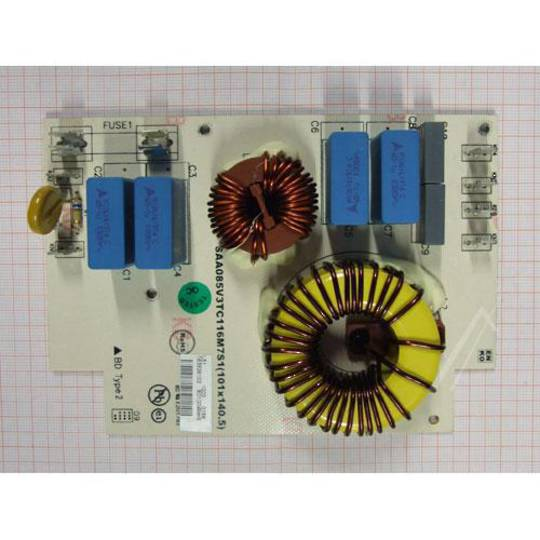 Beko and Euromaid induction cooktop power board pcb IHT60, PN 869,