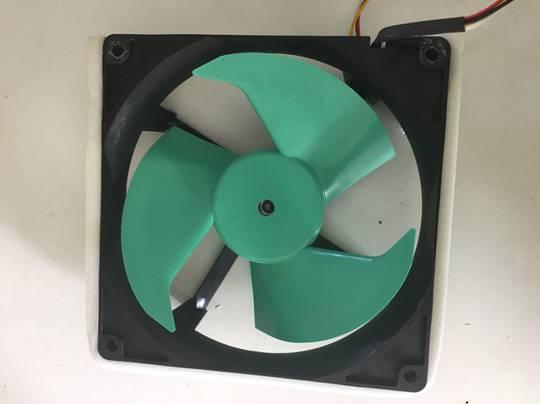 Haier Freezer motor fan HVF260WH, HVF-260, HVF300WH2, HVF220WH2, HVF260WH2