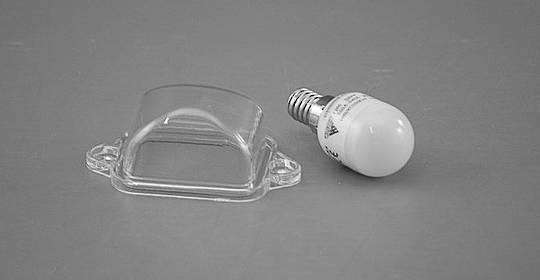 fisher paykel Dryer lamp inside drum DE8060p,