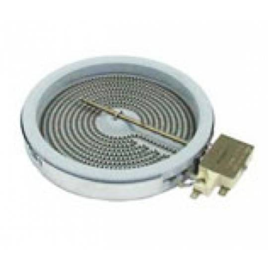 element for ceramic cook top 1200W 165mm 6.5 inch