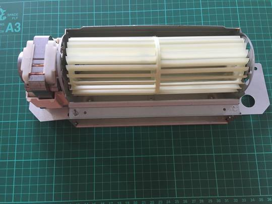 VEST FROST VESTFROST FRIDGE COOLING FAN MOTOR FKG SERIES
