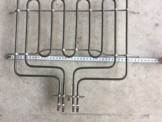 CLASSIQUE  OVEN  GRILL ELEMENT CL155, TOP+GRILL ELEMENT B500/600 900+2000W