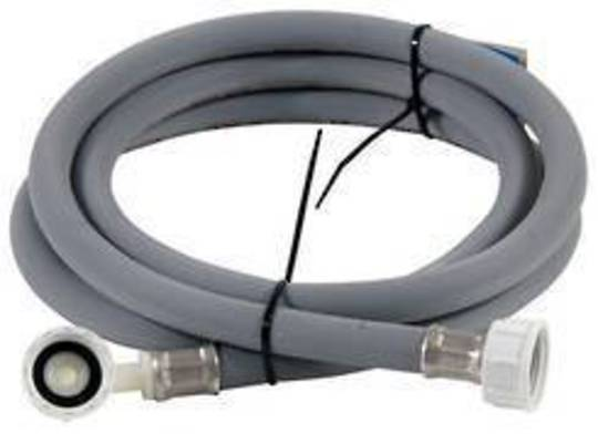 Washing Machine Dishwasher Inlet Hose 2 Meter Long cold Inlet Hose,
