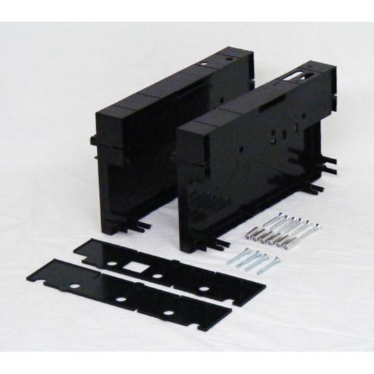 Fisher Paykel Rangehood side panel slide out HS60CIX2, HS60CSW2, HS60CSX2, 89194, 89195, 89196, INSTALLATION KIT 3 SPEED