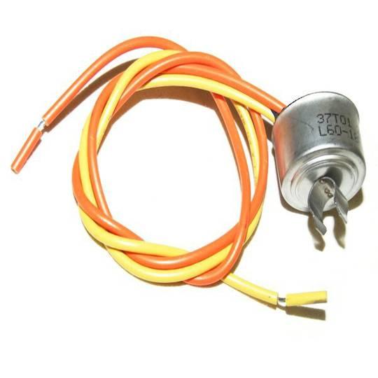 DEFROST TERMINATION THERMOSTAT RF027J, L60-18F,