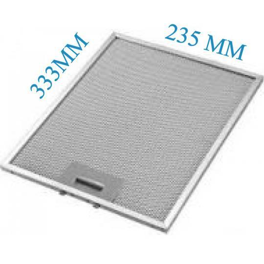 Robinhood Aluminium Filter Powerpack Rangehood RPA3CI9SS, RPA3CI9WH,