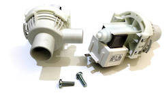 Simpson Hoover Washing Machine Drain pump outlet pump ,older type,