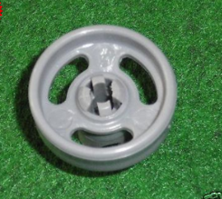 Nouveau Dishwasher Lower Basket Wheel NVDB12SS, NVDB12wh,