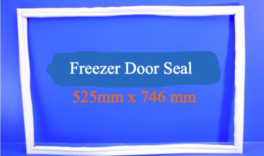 Fisher Paykel Freezer Door Seal or Gasket for C240B RF240 E240B,