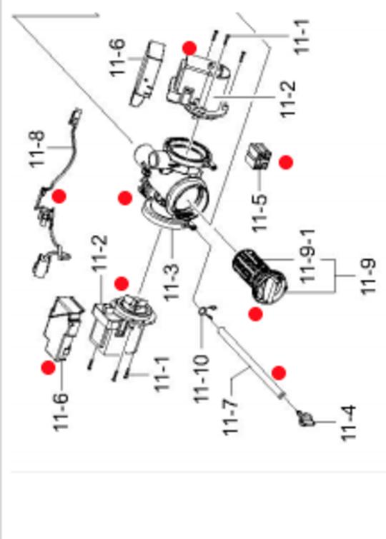 SAMSUNG WASHING MACHINE ASSY PUMP DRAIN WD13J7825KP/SA, WD16J9845KG/SA