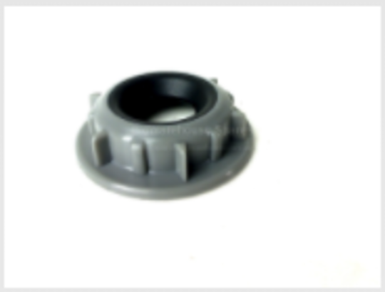 Delonghi Dishwasher External Pipe Nut upper basket DW28S, DW28W, DW47S, DW47S/W, DW47W,