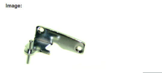 Elba fisher paykel fridge door Middle Hinge Left hinge RF331, E331, E372, RF440, RF521, E413, E440, E442, RF372, R