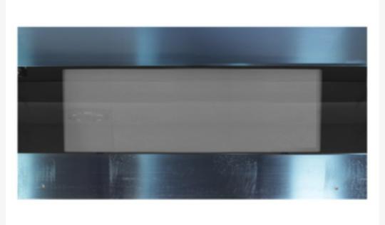 SMEG OVEN OUTER DOOR GLASS FOR C9gmxa, Version 2