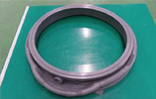 Samsung washing machine door seal boot gasket WW10H8430EW/SA,