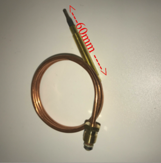 Universal  OVEN THERMOCOUPLE 1200MM LONG,