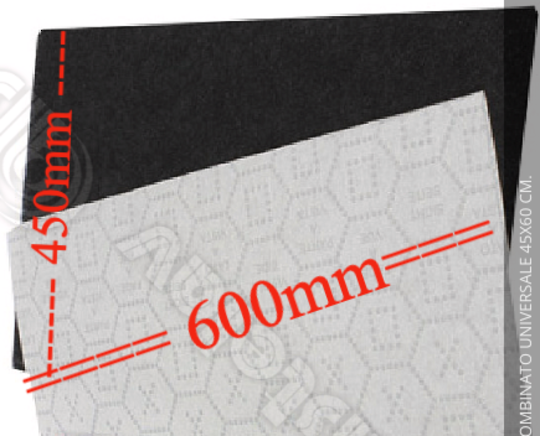 universal Rangehood Grease Filter PAPER and carbon filter 45cm x 60cm , 5000filter ,
